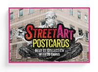 Streetart Postcards: Best of...