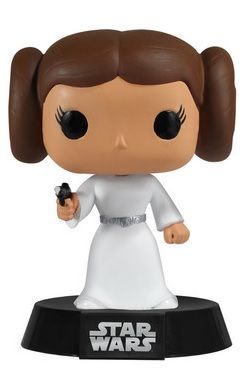 Star Wars Pop Princess Leia