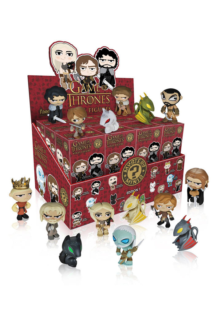 Mystery Mini Blind Box: Game of Thrones
