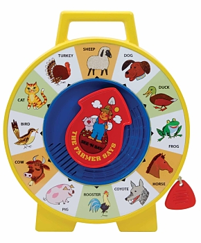 Fisher Price See N' Say Farmer Says