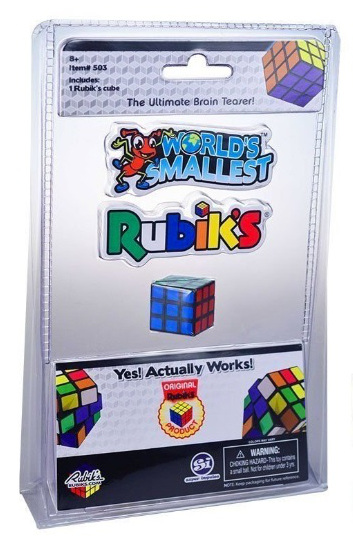 World Smallest Rubics
