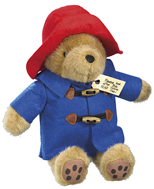 Large Cuddly Paddington