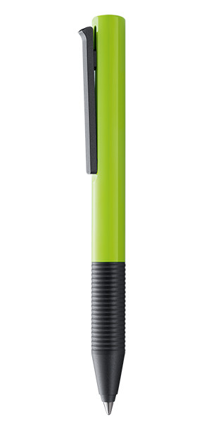 Tipo K Lime Rollerball Pen Black Ink