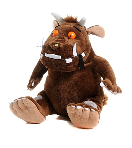 Gruffalo Sitting 9'' plush soft toy