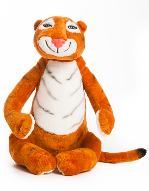 Tiger Who Came to Tea Plush Toy