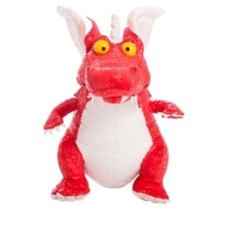 Room on the Broom Dragon Plush Toy