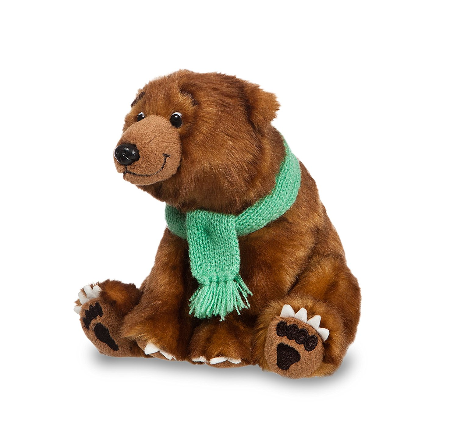 We're Going on a Bear Hunt bear plush 8
