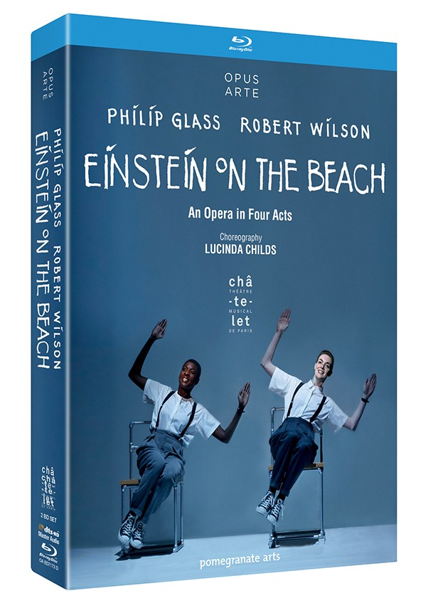 Glass Einstein On The Beach Wilson...