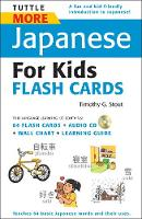 Tuttle More Japanese for Kids Flash...