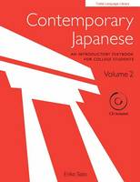 Contemporary Japanese - Book 2
