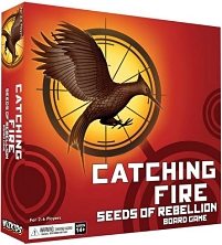 Hunger Games Catching Fire Seeds of...