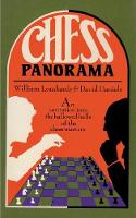 Chess Panorama an Introduction Into...