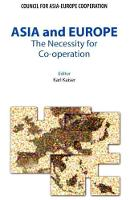 Asia and Europe: The Necessity for...