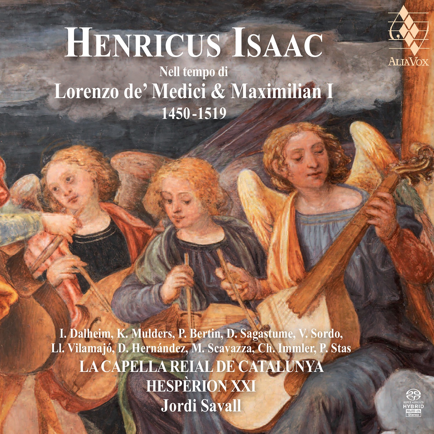 Henricus Isaac In The Time Of Lorenzo...