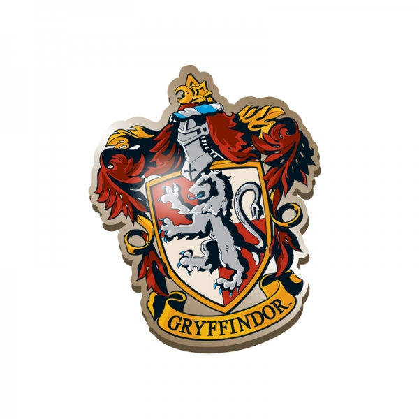Enamel Badge - Harry Potter (Gryffindor)