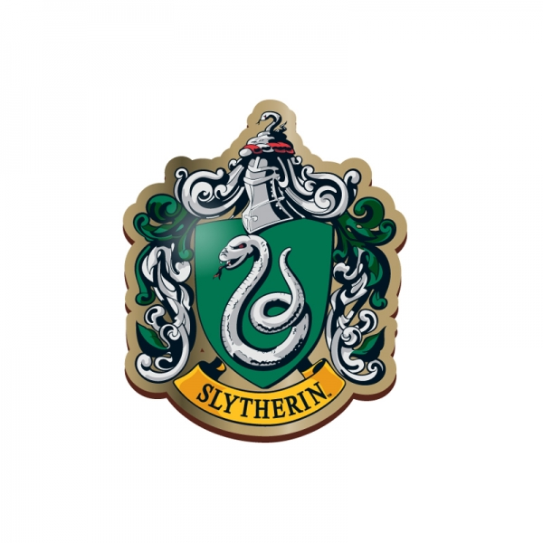 Enamel Badge - Harry Potter (Slytherin)