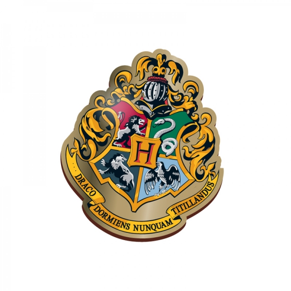Enamel Badge - Harry Potter (Hogwarts)