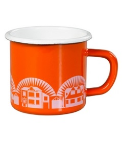 Enamel Mug Tangerine Dream