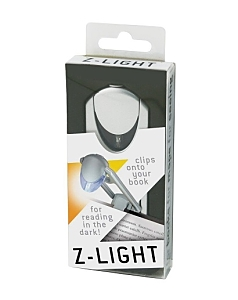 z light LED book light