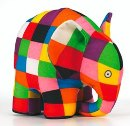 Elmer small toy