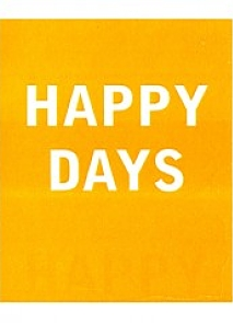 Happy Days Hitters Greeting Card