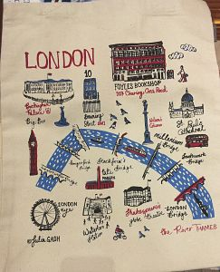 Foyles London Tote