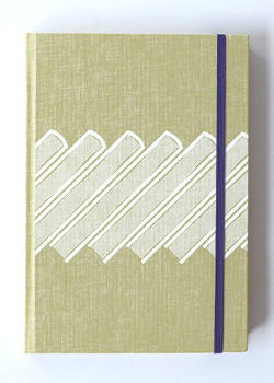 Slanted Books Sand Linen Hard Cover...