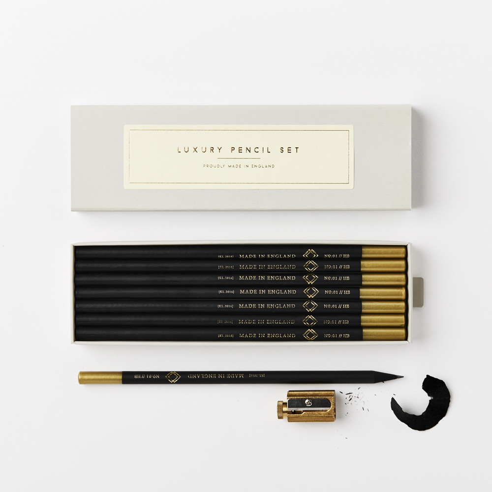 Black Pencil Pack
