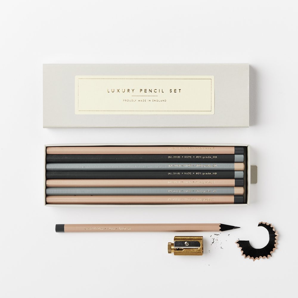 Hide Assorted Pencil Pack