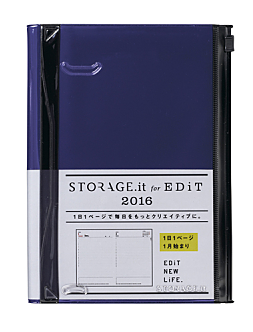 Navy STORAGE.it For EDit Daily 12...