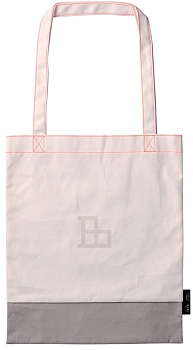 Hibi Tote Bag Grey
