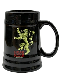 Game of Thrones Ceramic Stein House...