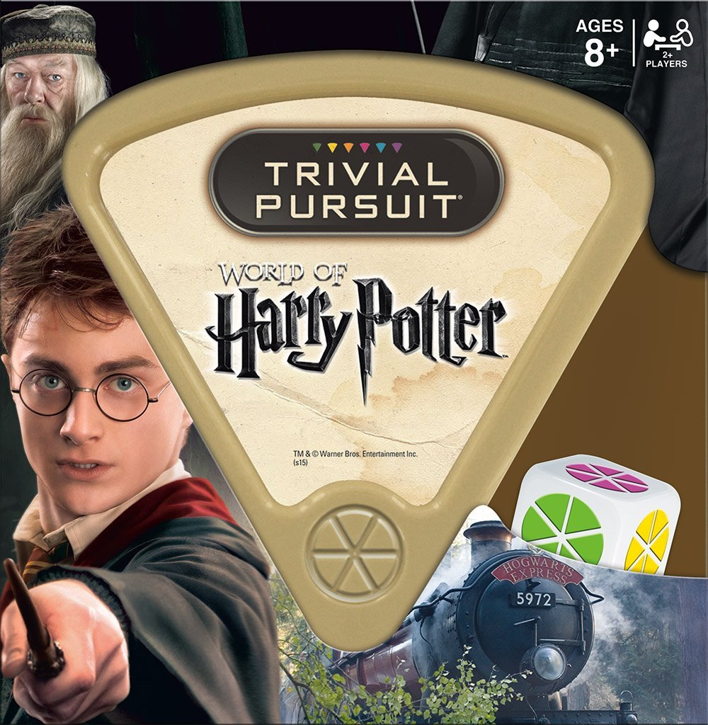Harry Potter Trivial Pursuit Add On