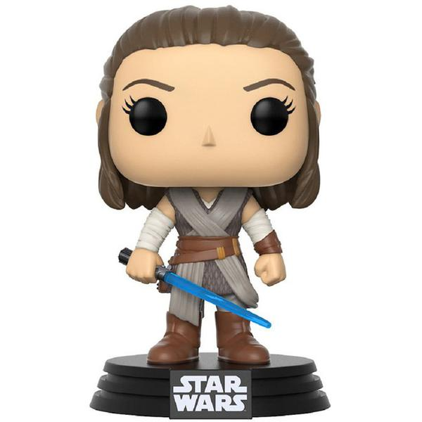 POP! Bobble: Star Wars: E8 TLJ: Rey