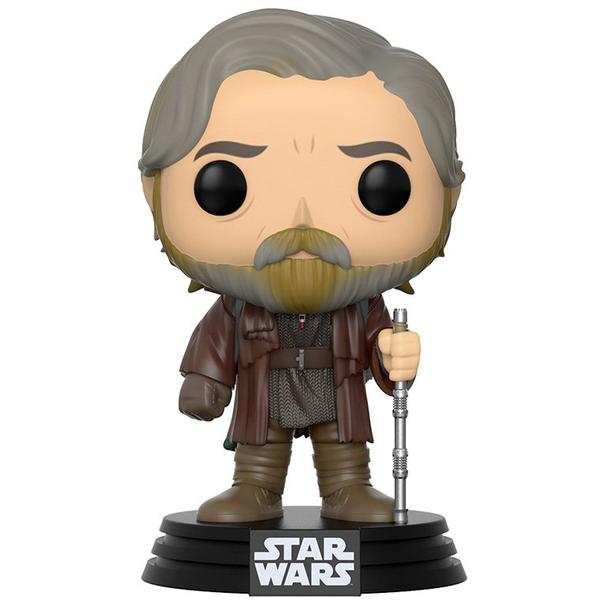 POP! Bobble: Star Wars: E8 TLJ: Luke...