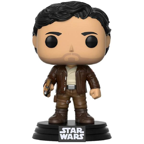 POP! Bobble: Star Wars: E8 TLJ: Poe...