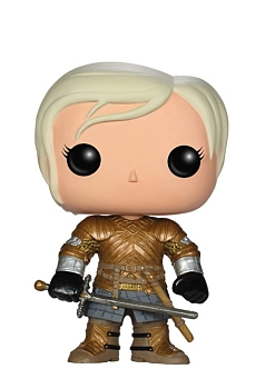 Brienne of Tarth Pop Figure