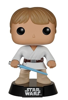 Star Wars Pop! Tattooine Luke Skywalker
