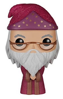 Harry Potter Albus Dumbledor Pop Figure