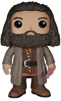 Rubeus Hagrid Pop Figure
