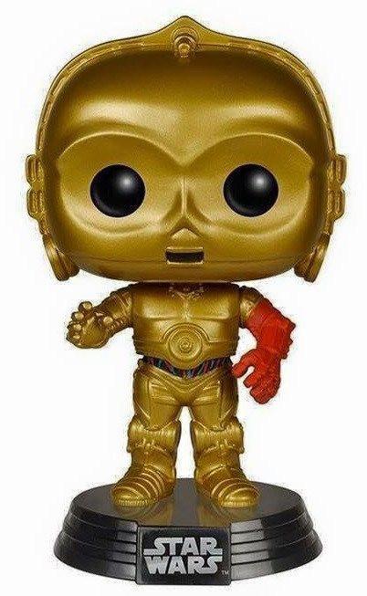 Star Wars Pop C-3PO