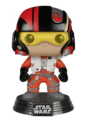 Star Wars Poe Dameron Pop Figure