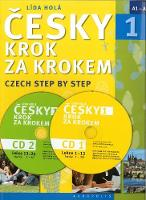 Czech step by step - Textbook & 2 CDs