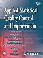 Applied Statistical Quality Control...