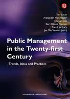 Public Management in the Twenty-First...