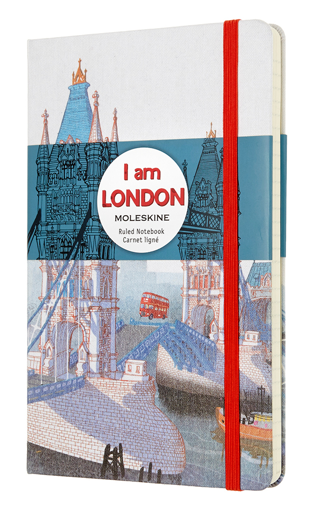 I am London Notebook