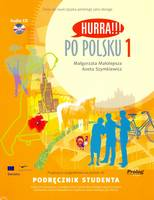 Hurra po polsku - Level 1 (A1) - Textbook with CD