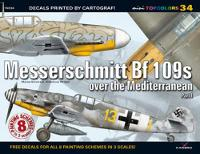 Messerschmitt BF 109s Over the...