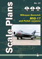Scale Plans No. 23: Mikoyan Gurevich...