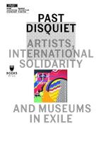 Past Disquiet - Artists, ...